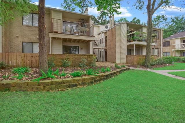 3500 Tangle Brush Drive #102, The Woodlands, TX 77381 (MLS #21688627) :: The Home Branch