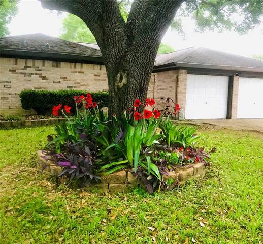 5331 King Richard Drive, Katy, TX 77493 (MLS #21690165) :: Giorgi Real Estate Group