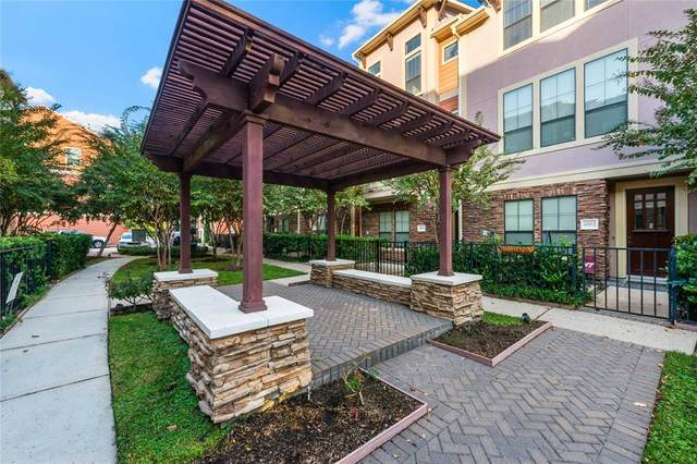 1045 West 22nd Street I, Houston, TX 77008 (MLS #21697641) :: Michele Harmon Team