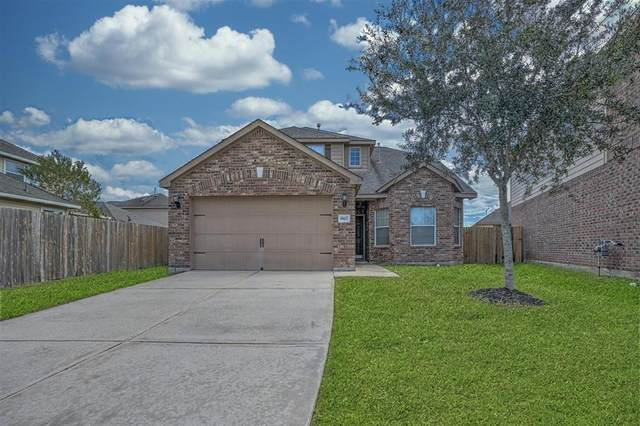 9807 Opal Rock Drive, Rosharon, TX 77583 (MLS #21701450) :: The Bly Team