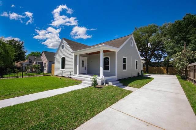 5513 Hillman Street, Houston, TX 77023 (MLS #21703281) :: Connect Realty