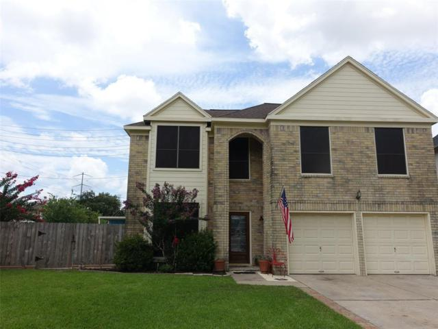2022 Dublin Drive, Deer Park, TX 77536 (MLS #21707596) :: The SOLD by George Team