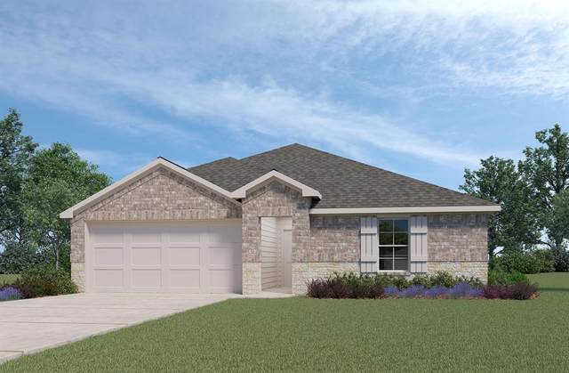 3627 Sandy Feather Lane, Conroe, TX 77301 (MLS #21708022) :: The Bly Team