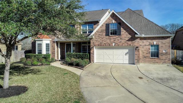 2437 Pebble Lodge Lane Lane, Friendswood, TX 77546 (MLS #21713128) :: Texas Home Shop Realty