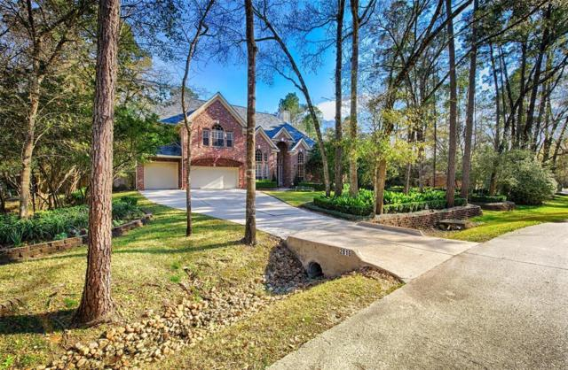 2816 W Wildwind Circle, The Woodlands, TX 77380 (MLS #21713509) :: The SOLD by George Team