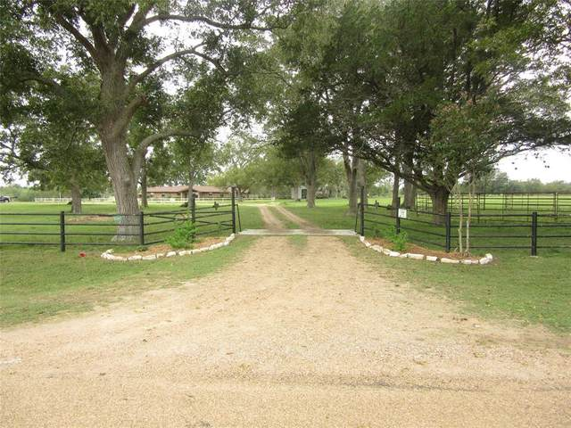 1240 County Road 204, Weimar, TX 78962 (MLS #21720761) :: Lerner Realty Solutions