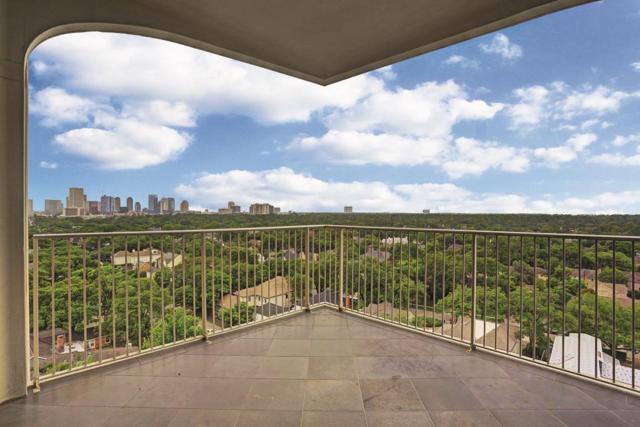 3711 San Felipe Street 10C, Houston, TX 77027 (MLS #21726565) :: Texas Home Shop Realty