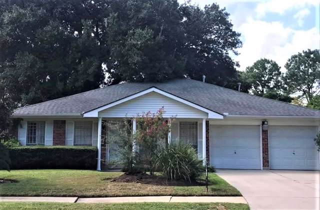 2305 Nassau Drive, Seabrook, TX 77586 (MLS #21727535) :: The SOLD by George Team