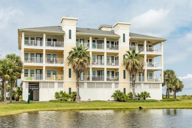 4111 Pointe West Dr Drive #103, Galveston, TX 77554 (MLS #21727977) :: My BCS Home Real Estate Group