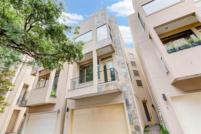 2413 Ralph Street #5, Houston, TX 77006 (MLS #21731873) :: My BCS Home Real Estate Group
