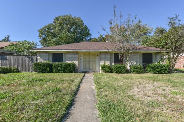 1718 Millbury Drive, Missouri City, TX 77489 (MLS #21736083) :: The Sansone Group