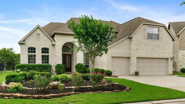 7 Childres Pond Court, Spring, TX 77389 (MLS #21743146) :: The Parodi Team at Realty Associates