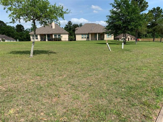 245 Bentwood Drive, Montgomery, TX 77356 (MLS #21755374) :: The Home Branch