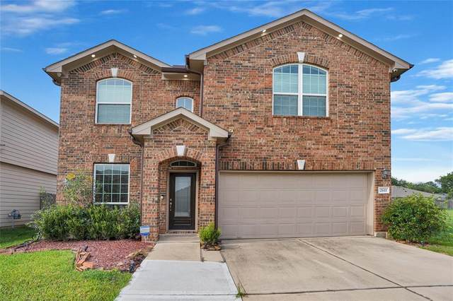 2611 Benelli Court, Humble, TX 77396 (MLS #21757701) :: The Home Branch