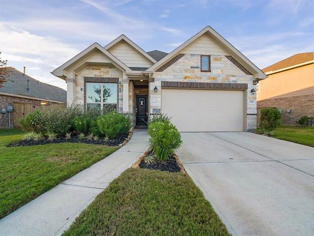 6815 Barrington Creek Trace, Katy, TX 77449 (MLS #21761047) :: The Jennifer Wauhob Team