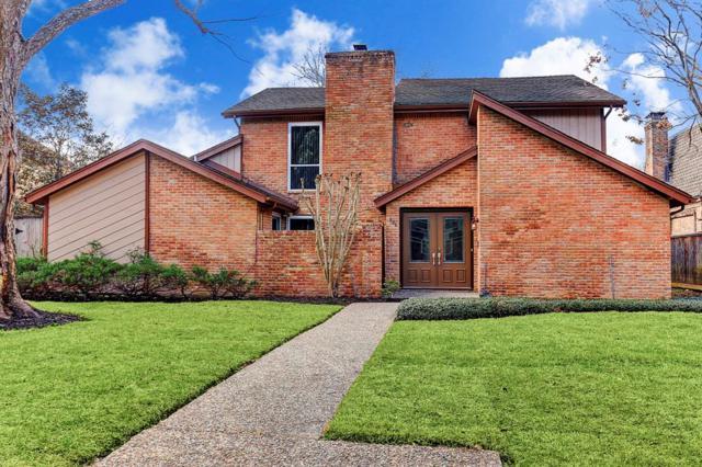 806 Daria Drive, Houston, TX 77079 (MLS #21763529) :: NewHomePrograms.com LLC