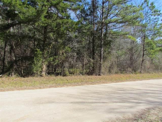 TBD Morris Creek Rd Creek, Coldspring, TX 77331 (MLS #21769223) :: My BCS Home Real Estate Group