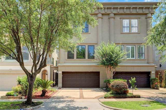 2719 Newman Street, Houston, TX 77098 (MLS #21771870) :: The Parodi Team at Realty Associates