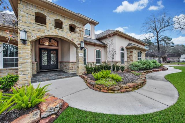 707 Commons Lakeview Drive, Huffman, TX 77336 (MLS #2177317) :: The Sansone Group