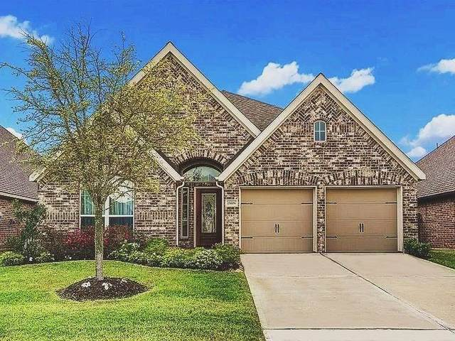 13606 Baybreeze Valley Lane, Pearland, TX 77584 (MLS #21775745) :: Christy Buck Team
