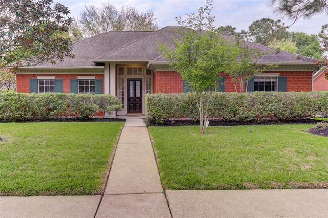 15907 Manor Square Drive, Houston, TX 77062 (MLS #21776641) :: The Home Branch
