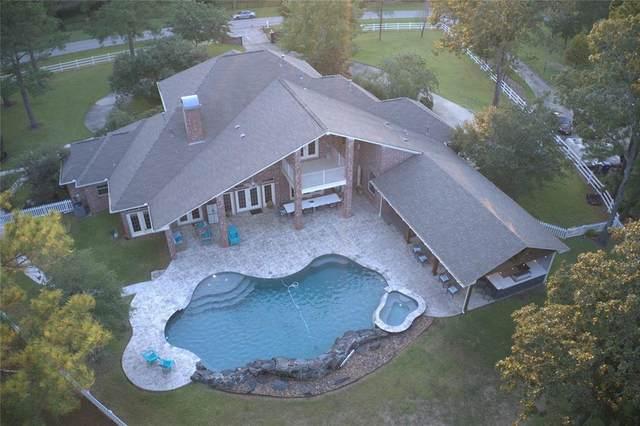 37322 Clubhouse Lane, Magnolia, TX 77355 (MLS #21794391) :: Christy Buck Team
