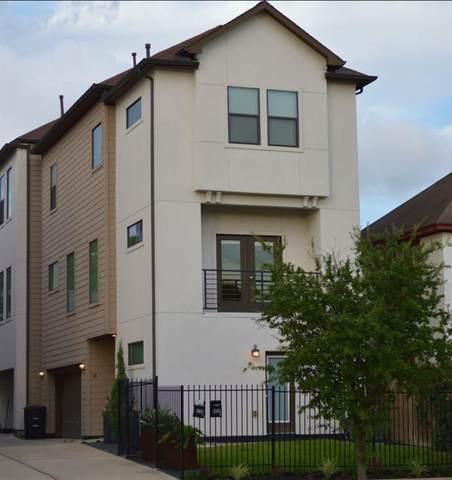 2805 Blodgett Street D, Houston, TX 77004 (MLS #21796267) :: Michele Harmon Team