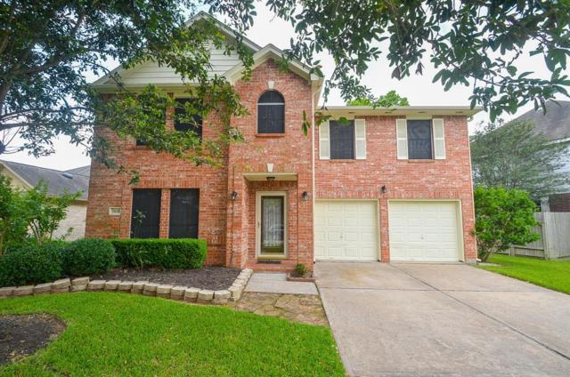 7438 Colony Bend Lane, Missouri City, TX 77459 (MLS #21805279) :: The Heyl Group at Keller Williams