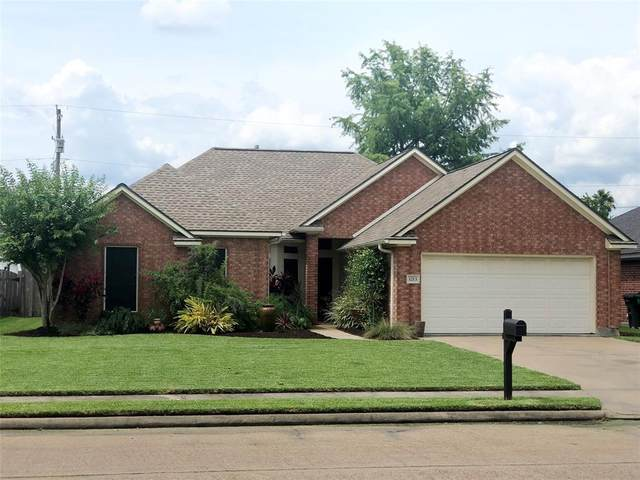 1213 Sagebrush Street, Angleton, TX 77515 (MLS #21806327) :: The Sansone Group