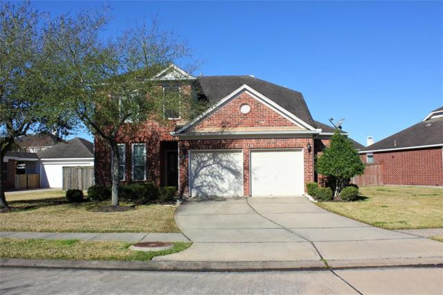 2306 Pebble Shores Lane On, Pearland, TX 77584 (MLS #21819649) :: Christy Buck Team