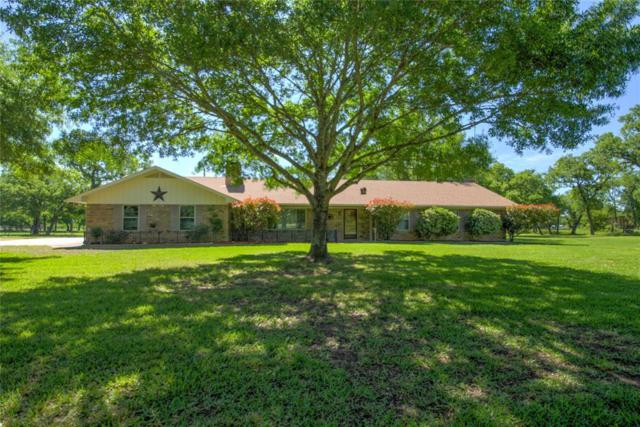 1418 County Road 138, Giddings, TX 78942 (MLS #21821238) :: Texas Home Shop Realty