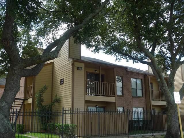 16111 Aspenglen Drive #108, Houston, TX 77084 (MLS #21822048) :: Green Residential