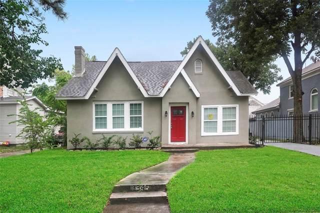 3345 Wichita Street, Houston, TX 77004 (MLS #21835940) :: Ellison Real Estate Team
