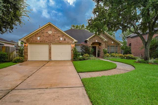 9511 Therrell Drive, Houston, TX 77064 (MLS #21836828) :: The SOLD by George Team