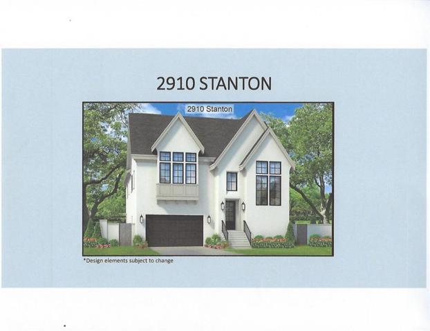 2910 Stanton Street, Houston, TX 77025 (MLS #21837659) :: Magnolia Realty