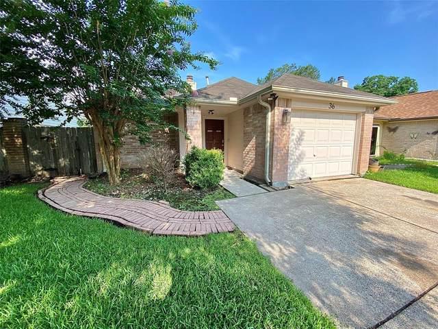 36 Parkbriar Circle, Baytown, TX 77521 (MLS #21838886) :: Caskey Realty