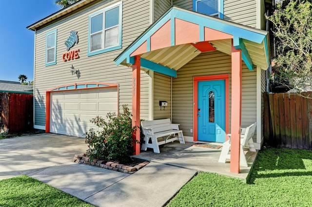 2321 37th Street, Galveston, TX 77550 (MLS #2184014) :: The Home Branch