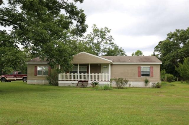 794 County Road 1500 N, Newton, TX 75966 (MLS #21840374) :: Connect Realty