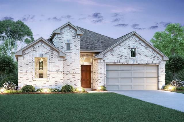 1684 Maggie Trail Drive, Alvin, TX 77511 (MLS #21846462) :: The SOLD by George Team
