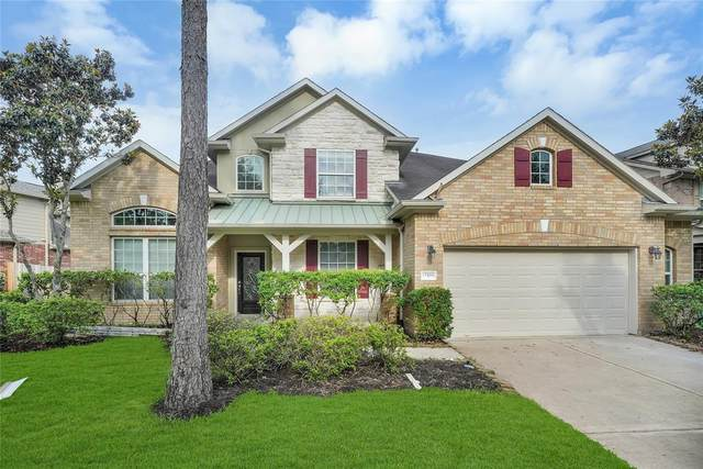 17522 Bighorn River Lane, Humble, TX 77346 (MLS #21859034) :: The Parodi Team at Realty Associates