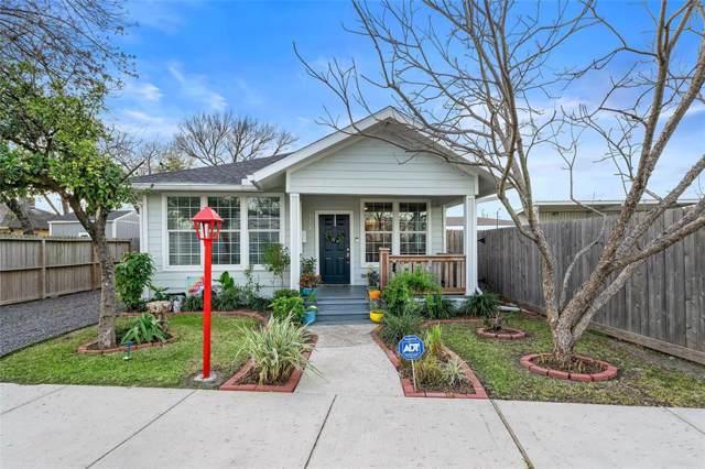 412 Linwood Street, Houston, TX 77011 (MLS #21864687) :: Ellison Real Estate Team
