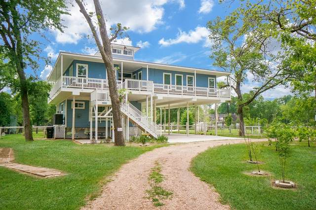 36711 Indian Road, Simonton, TX 77485 (MLS #21867662) :: The Home Branch