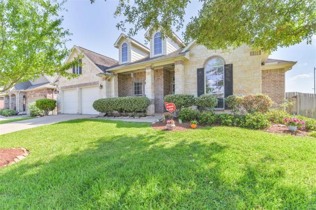 15311 Sycamore Leaf Lane, Cypress, TX 77429 (MLS #21873868) :: Texas Home Shop Realty