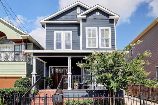 929 Herkimer Street, Houston, TX 77008 (MLS #21874616) :: Krueger Real Estate