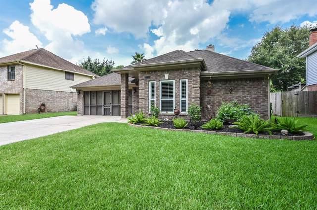 2710 Hazel St Street, Pearland, TX 77581 (MLS #21875610) :: Caskey Realty
