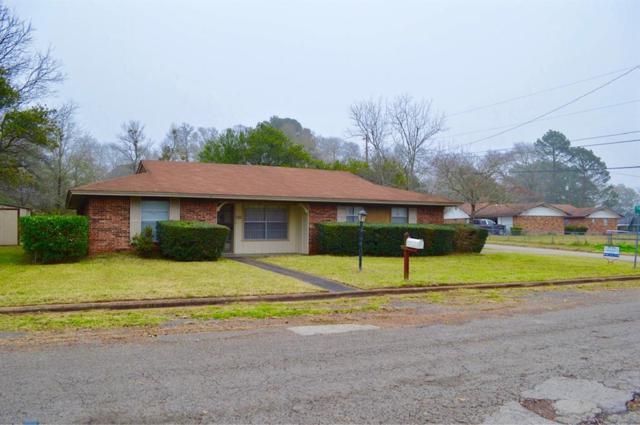 100 Rosewood Drive, Crockett, TX 75835 (MLS #21881818) :: The Sansone Group