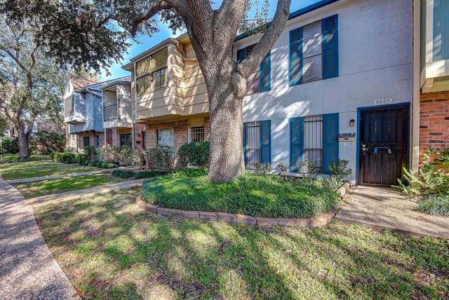 6629 Wanda Lane, Houston, TX 77074 (MLS #21891533) :: The Heyl Group at Keller Williams