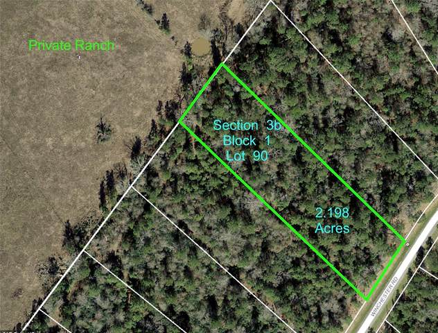 3b-1-90 Winchester Road, Huntsville, TX 77340 (MLS #21895370) :: My BCS Home Real Estate Group
