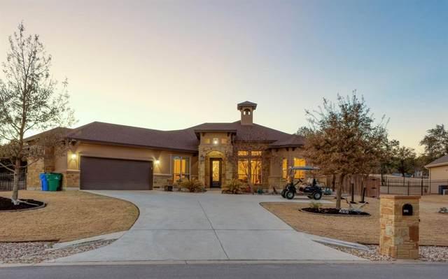 206 Venture Boulevard S, Point Venture, TX 78645 (MLS #21897649) :: My BCS Home Real Estate Group