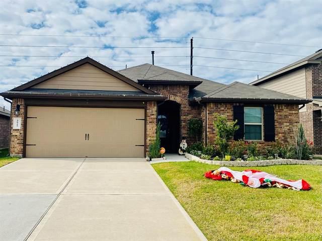 3927 Mcdonough Way, Katy, TX 77494 (MLS #21900715) :: Michele Harmon Team
